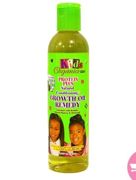 Kid'S organic growth hair oil -, 237ml