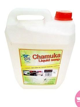Chamuka liquid soap
