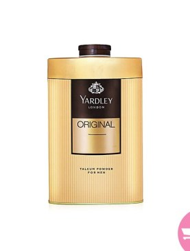 Yardley original perfumed talc for Men -250g