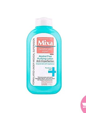 Mixa Anti-imperfection, cleansing lotion - 200 ml.