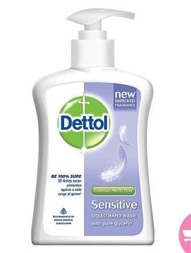 Dettol Handwash,Sensitive - 200g