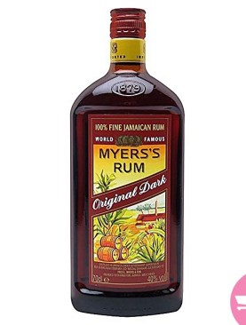 Myers Original Dark Rum - 750ml