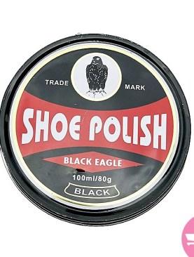Black Eagle Shoe Polish 80g - Black