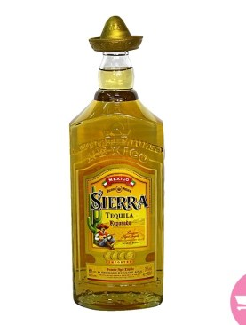 1 Litre Sierra Tequila Gold
