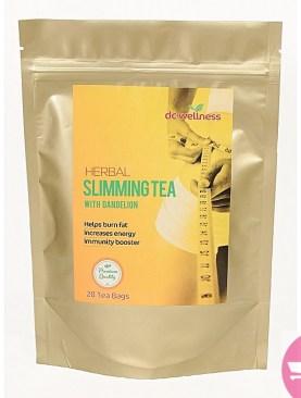 Herbal slimming tea with dandelion - 14 tea bags