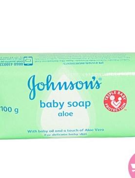Johnson's baby soap
