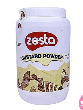Zesta custard powder
