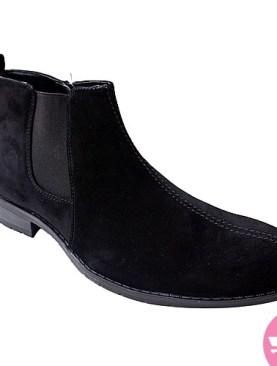 Men's ankle chelsea boots