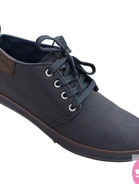 Men's casual shoes- navy blue