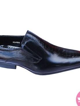 Men's classy shoes- black
