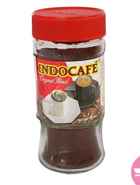 IndoCafe Original Blend Instant Coffee- 50g