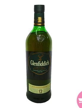 Glen Fiddich 12years Whiskey-1 Litre