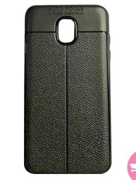 Back Cover Case For Tecno C8 - Black