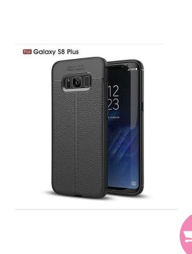 Back Cover Case for Samsung Galaxy S8 Plus - Black