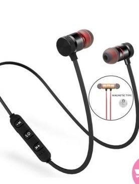 Wireless R-26 Bluetooth Earphones - Black