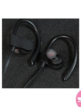 Wireless Bluetooth 4.1 Earbuds - Black
