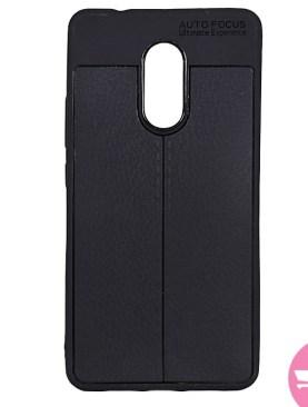 AutoFocus Back Case for Tecno Phantom 6 - Black