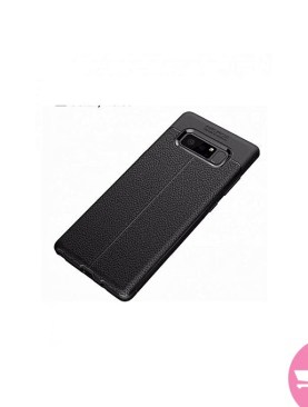 Auto Focus Soft Ultra-Thin Back Cover Auto Focus For Samsung Note 8 - Black