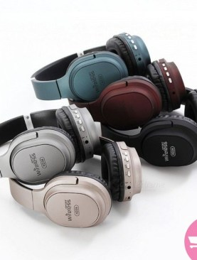 KD39 BT Wireless MP3 TF SD Card FM Stereo Headset Sport Headphone - Color May Vary