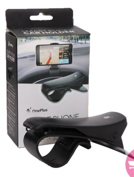 Smart Car Phone Holder - Black