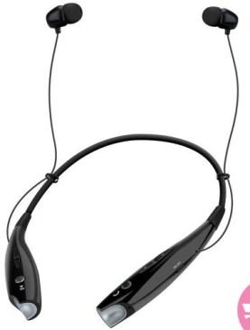 HyperGear Freedom BT100 Wireless Earphones - Black