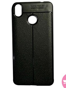 Back Cover Case For Infinix S3 X573 - Black