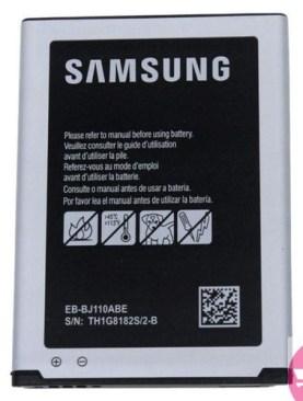 Samsung Galaxy j1 Starndard Original Battery