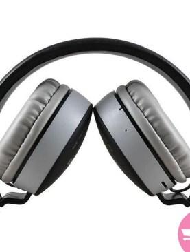 Wireless Headset MS-881A - Gray-black