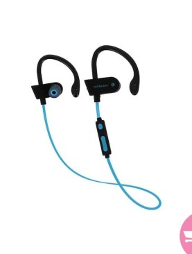 Sports Cozy Ms-W4 Micshon Bluetooth Headphones Wireless - Black.