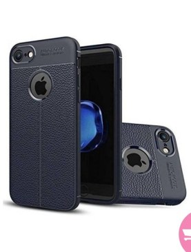 Auto Focus Back Case For iPhone 5/5s - Black