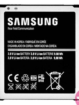 Samsung OEM Replacement Standard Battery Internal for Galaxy S4 with US Warranty - Black
