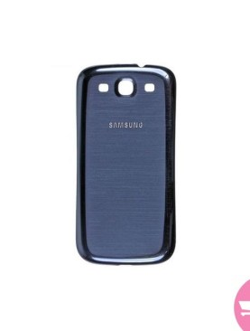 Samsung S3 Battery Back Cover - Black