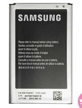 Samsung Galaxy Note 3 - 3200mAh - Black