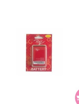Original Itel BL-5C Mobile Replacement Battery - Red