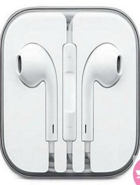 Handfree Earphones for Iphone and Ipad - White