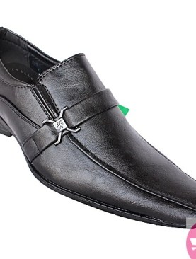 Men's gentle shoes - black