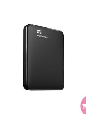 Portable External Hard Drive 320GB USB - Black