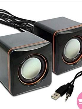 Mini Portable Speaker - Black