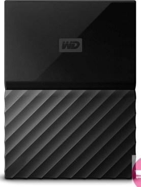 Western Digital 1TB My Passport Portable External Hard Drive - USB 3.0 – Black