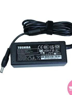 Toshiba Laptop Charger 19V~3.42A - Black