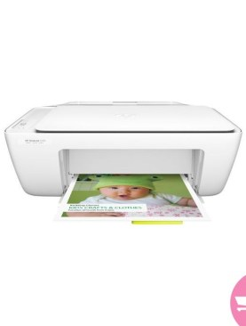 Deskjet 2130 Printer- Print Scan Copy - White