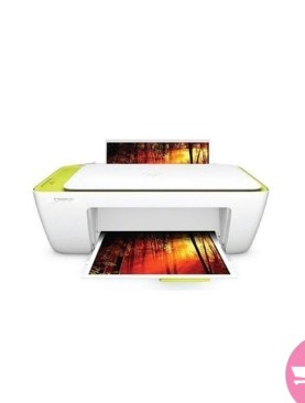 HP Deskjet 2130 Printer - (Print-Photocopy-Scan) - FREE USB Printer cable -White