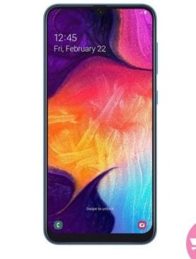 Samsung Galaxy A70 Dual SIM - Blue