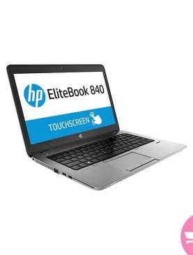 Touch Screen Core i7 4600U - HP Elitebook 840 - black