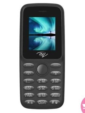 Itel it2163 1000 mAh Battery - Black
