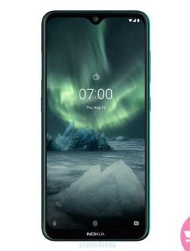 Nokia 7.2 - Black