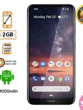 Nokia 3.2 Dual SIM -black