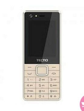 TECNO T660 Dual SIM - Gold