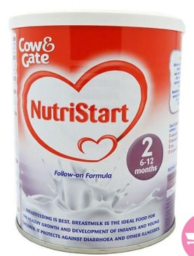 Cow & Gate Nutristart 400g