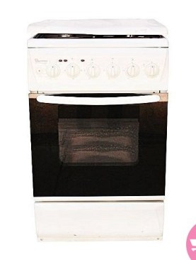 Ramtons 3Gas + 1 Electric 50*50 Cooker RF/184 - 5034 - White